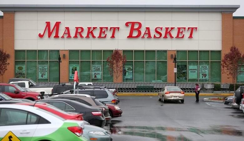 Предполагаемое появление призрака в американском супермаркете стало сенсацией