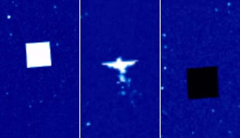 Аппарат «SOHO» снова снял загадочные аномалии возле Солнца