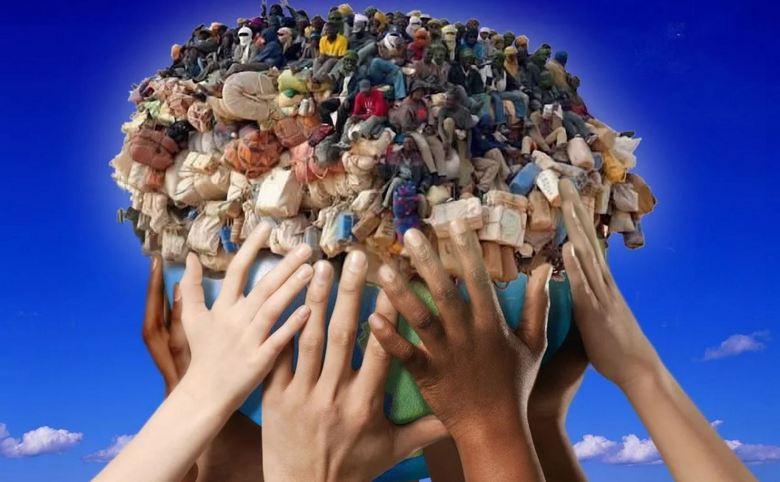 Человечество «пересчитали», и, как говорится, прослезились…