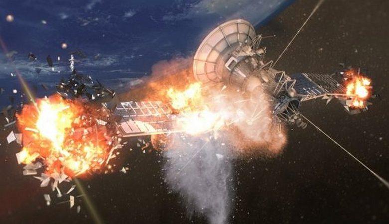 Похоже, военные конфликты постепенно перемещаются в космос