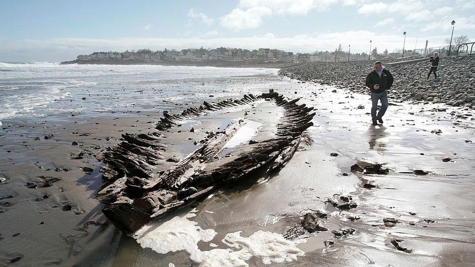Полувековая загадка: В США смогли опознать останки древнего судна