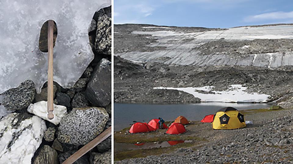 В Норвегии обнаружили сотни артефактов времен викингов
