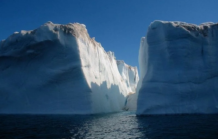 Евразийский ледяной щит растаял, и уровень моря поднялся на 8 метров