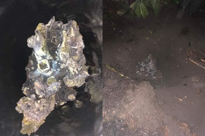 В Эквадоре упал необычный метеорит (ВИДЕО)
