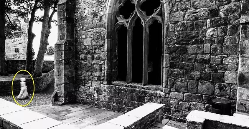 Житель Йоркшира запечатлел призрак девочки из викторианской эпохи