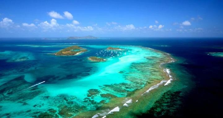 Под Карибским морем обнаружена мощная река из камней