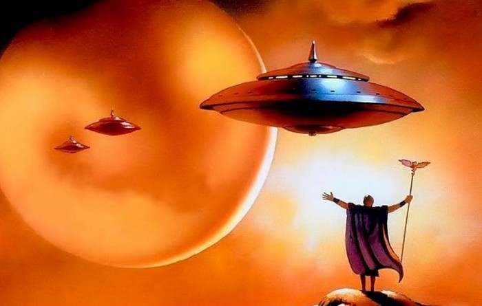 Ванга, Библия и современные уфологи об инопланетянах
