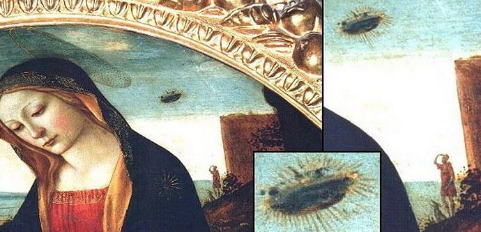 Ванга, Библия и современные уфологи об инопланетянах (5 фото + видео)