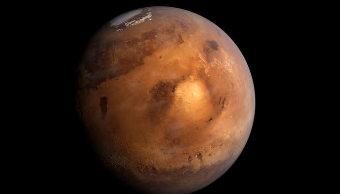 На фотографиях с Марса обнаружены странные объекты