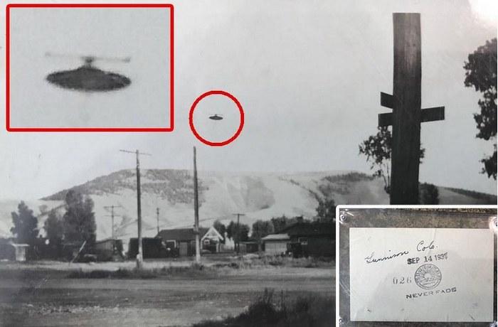 Раньше и НЛО были другими, и отношение к ним совсем не то