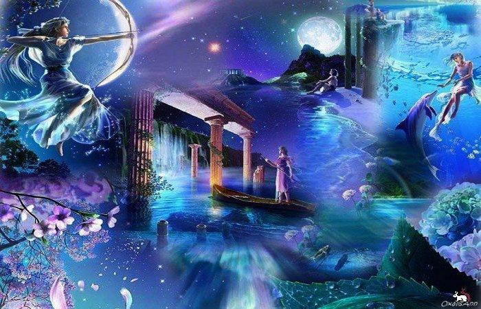 Путешествие в параллельные миры через сны