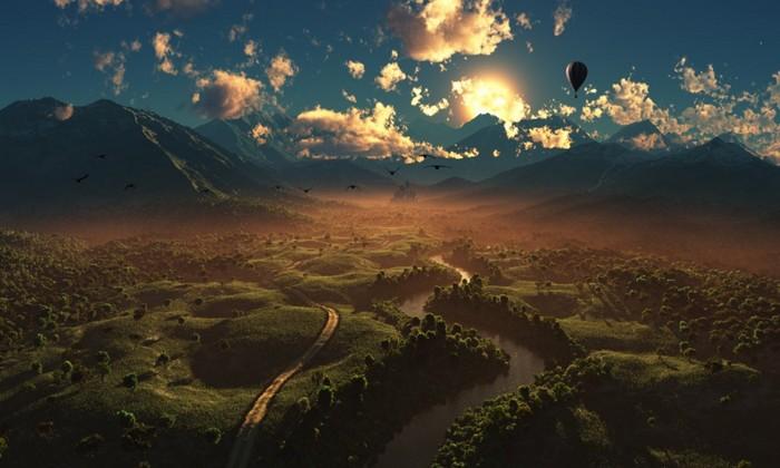 Путешествие в параллельные миры через сны (10 фото)