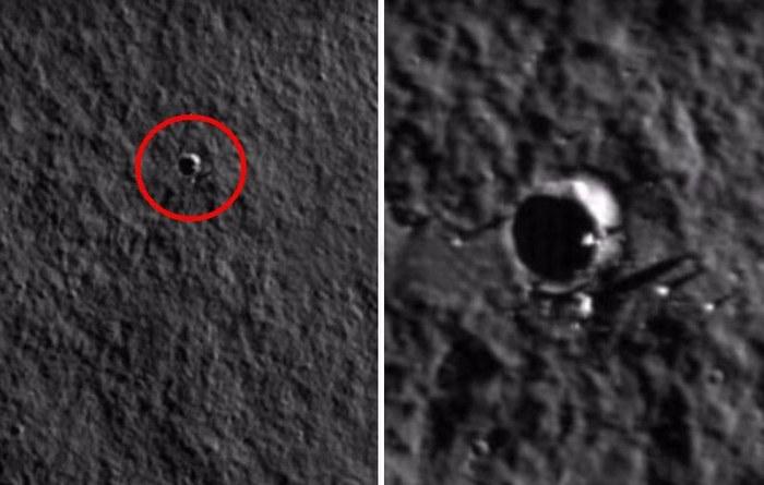 Доказано, что наЛуне находятся тысячи пришельцев— Сенсация отуфологов