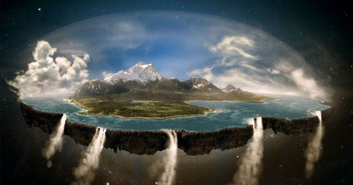 Сторонники плоской Земли провели конференцию, обсудив на ней «истинную» форму нашей планеты