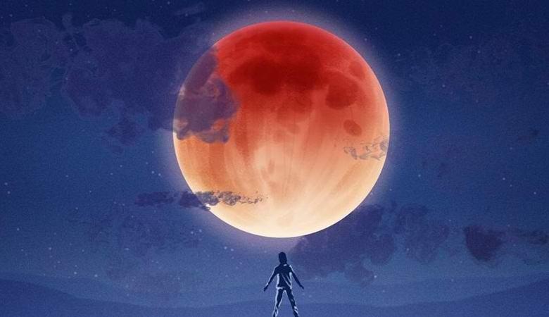 Энтузиаст запечатлел удивительное лунное явление