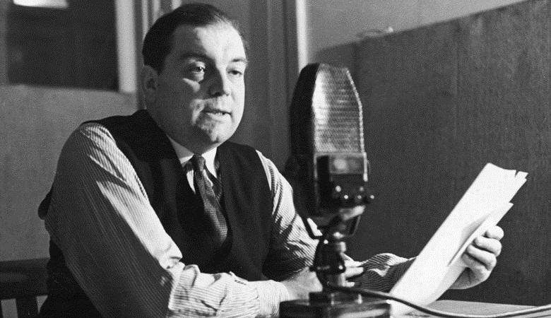 Радиодиктор в 1933 году, вероятно, предсказал будущее