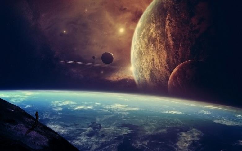 Юпитер с Венерой меняют земную орбиту приблизительно каждые 400 тысяч лет