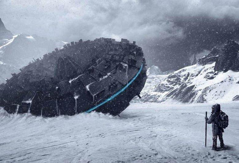 Тайна гравитационной аномалии Антарктики