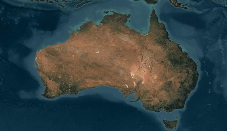 Конспирологи утверждают, что Австралии не существует