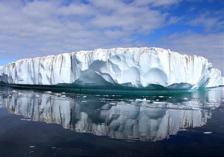 Ледники Гренландии подтвердили историю Европы