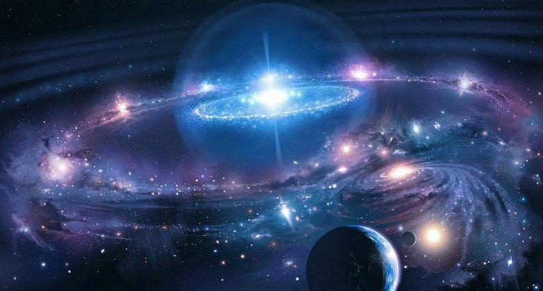Круговорот материи в пространстве