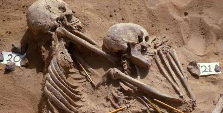 Археологи нашли останки древнего человека под Иркутском