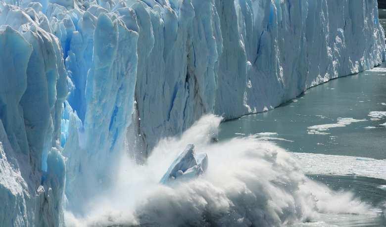 Ученые продемонстрировали, что произойдет, если растает лед на полюсах Земли