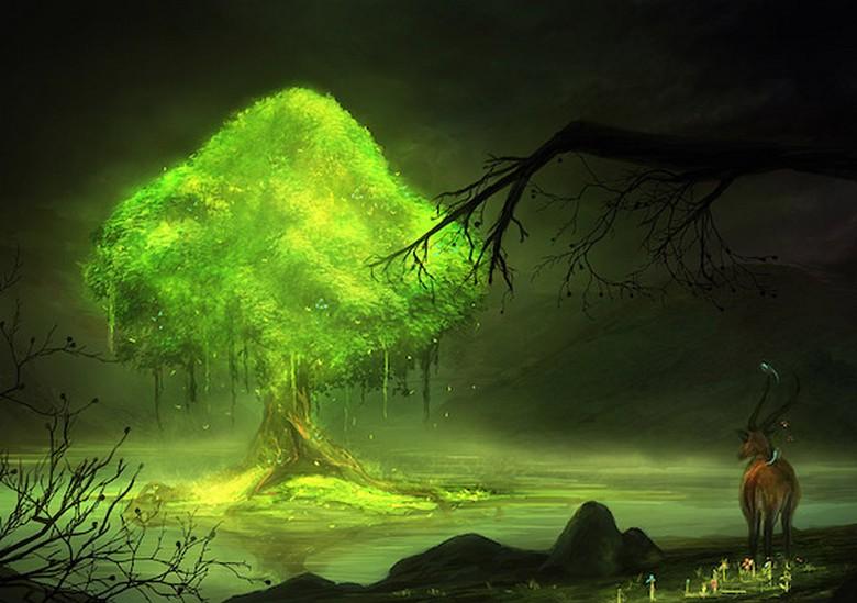 Удивительные деревья, которые сегодня никто не может найти