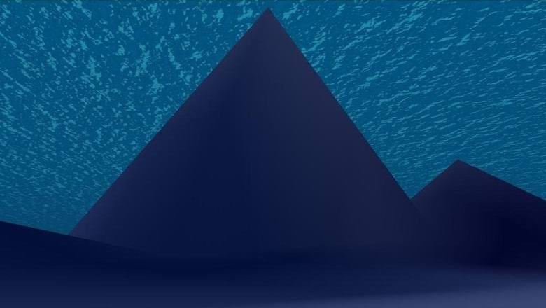 Подводную пирамиду нашли у берегов Аляски