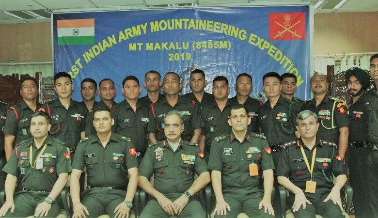 Индийские военные наткнулись на следы загадочного существа