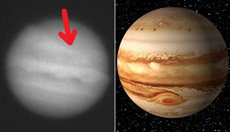 Загадочная «энергетическая волна» пробегает по Юпитеру на удивительном видео