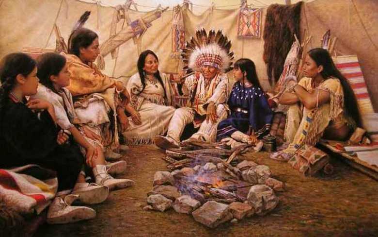 Шаманы индейцев Навахо предупреждают о возможном конце человеческой расы