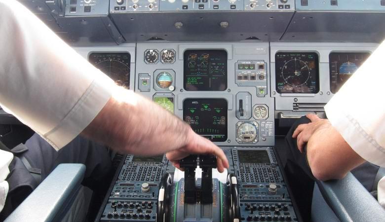Турецкий пилот запечатлел НЛО во время полета