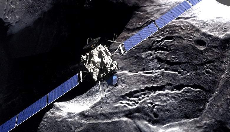 Уфологи: комета «Чурюмова – Герасименко» посылает в космос радиосигналы