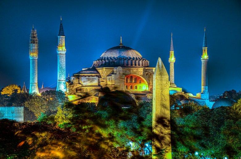Загадки собора Святой Софии в Стамбуле