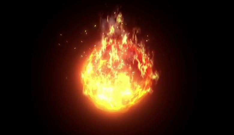 «Огненный шар» завис над Алжиром