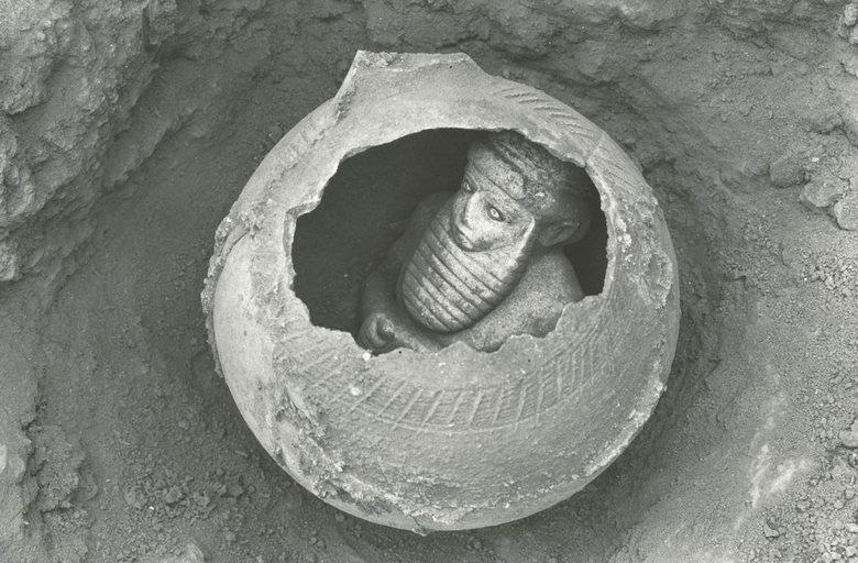 Загадочная статуя из шумерского города Урук