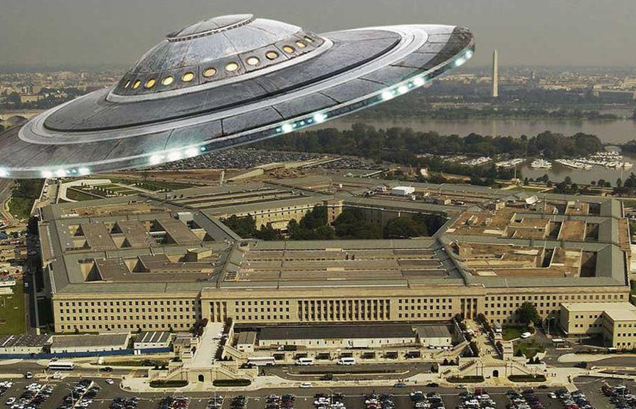 Пентагон следит за UAP или за UFO?