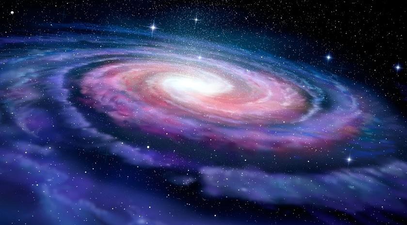 В нашей галактике впервые зафиксирована загадочная вспышка излучения