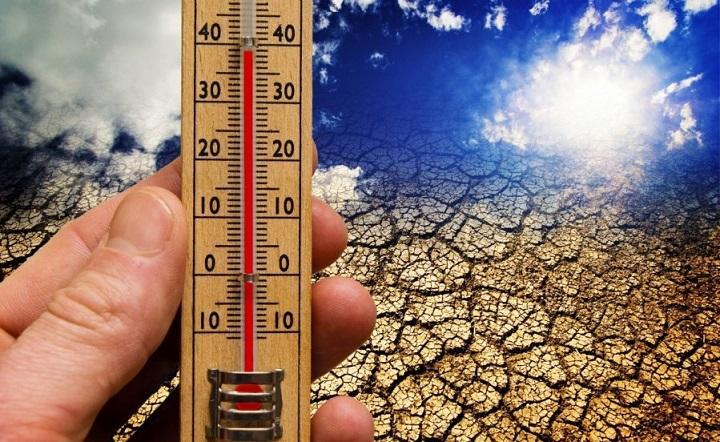 Два месяца температура на Земле будет выше нормы