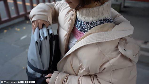 В Японии изобрели надувной электровелосипед