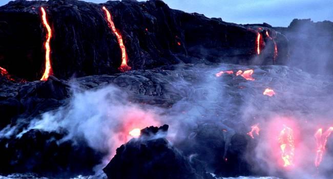 Произошла ошибка: ученые обнаружили самый крупный вулкан на Земле