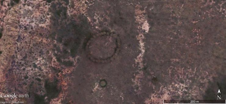 Загадочные геоглифы Тургая