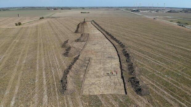 Найдено древнее «минное поле», которому более 2000 лет
