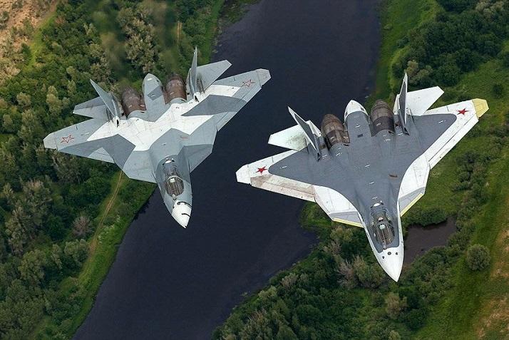 Американцы обеспокоились новым режимом полета Су-57
