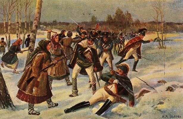 Как французы после войны 1812 года искали спрятанные в России клады