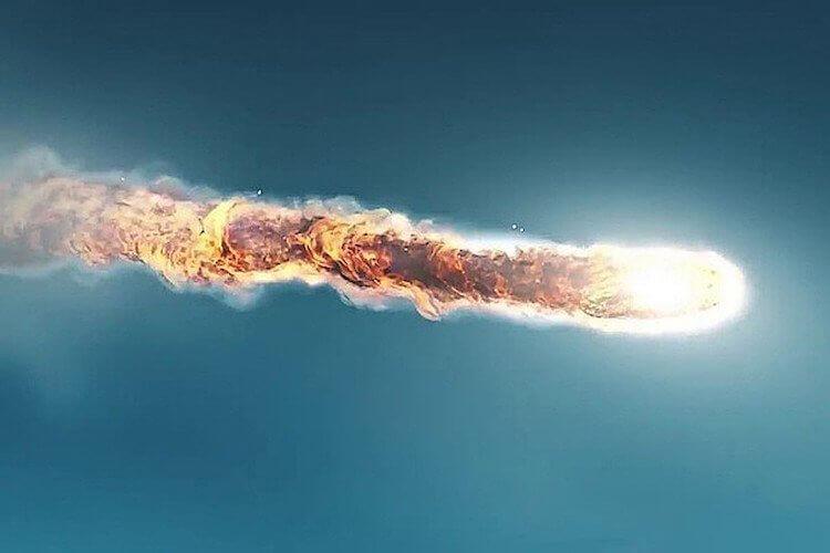 В Красноярском крае в очередной раз упал метеорит (ВИДЕО)