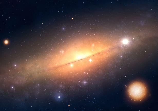 Обнаружена близкая к Земле черная дыра, которую можно было бы увидеть невооруженным глазом
