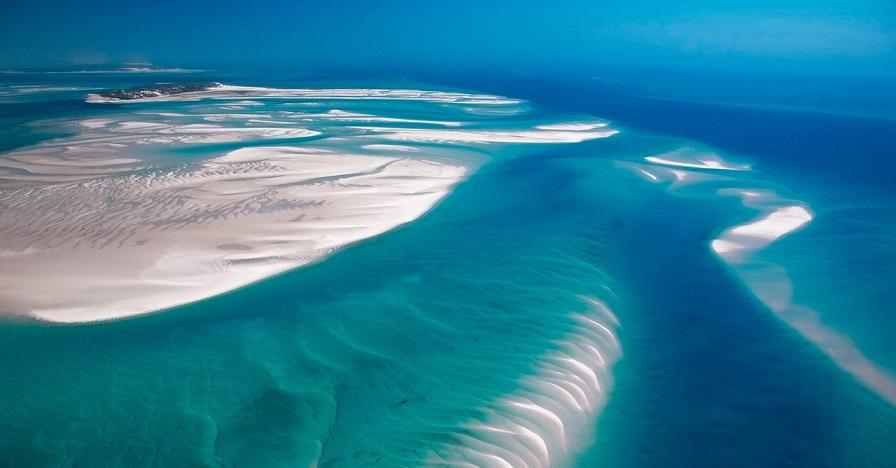 Гигантская тектоническая плита под Индийским океаном начала раскалываться