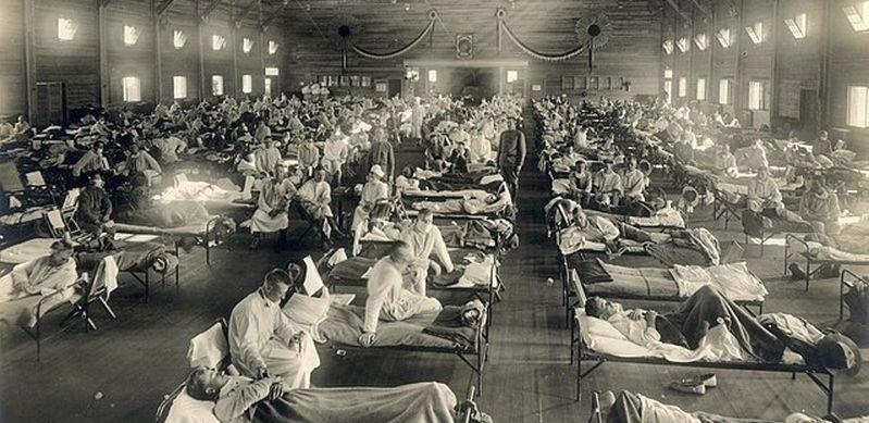Глобальные пандемии случаются каждые 100 лет